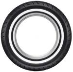 Dunlop D401 Narrow White Line